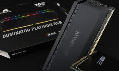 Corsair Dominator Platinum RGB 4266 MHz