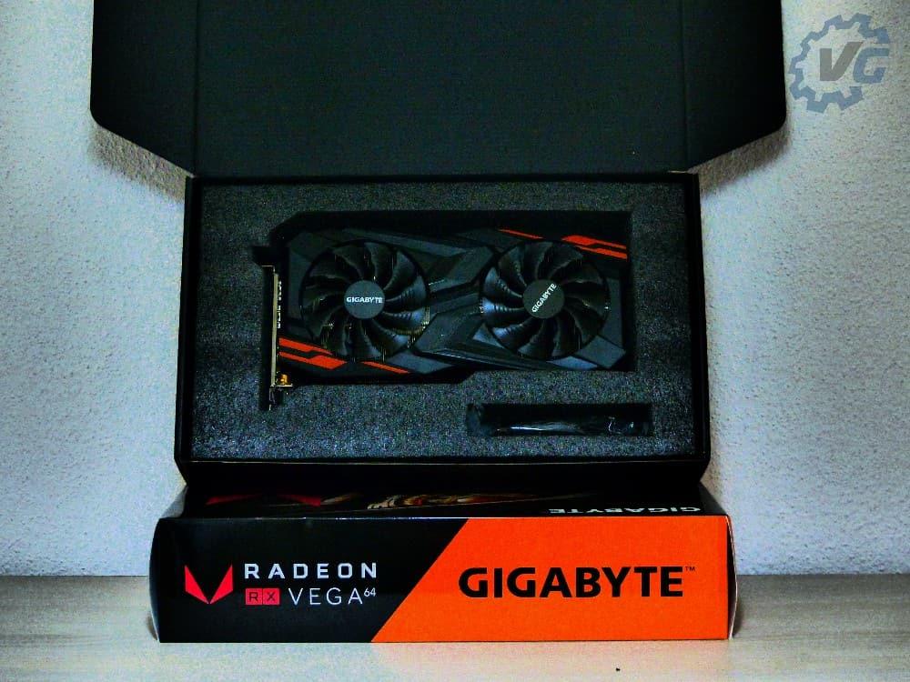 Emballage Vega 64