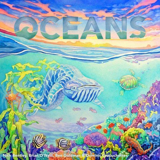 Évolution Océans