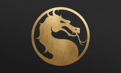 Mortal Kombat 11 logo breve