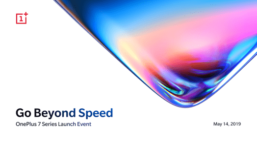 OnePlus 7 annonce lancement