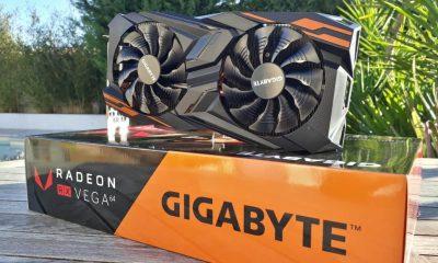 Photo de présentation de la Vega 64