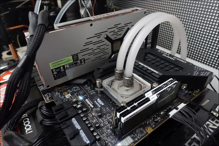 AMD Radeon VII benchmark