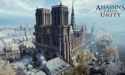 Ubisoft Assassin's Creed Unity Notre Dame