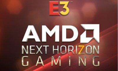 Conférence AMD E3