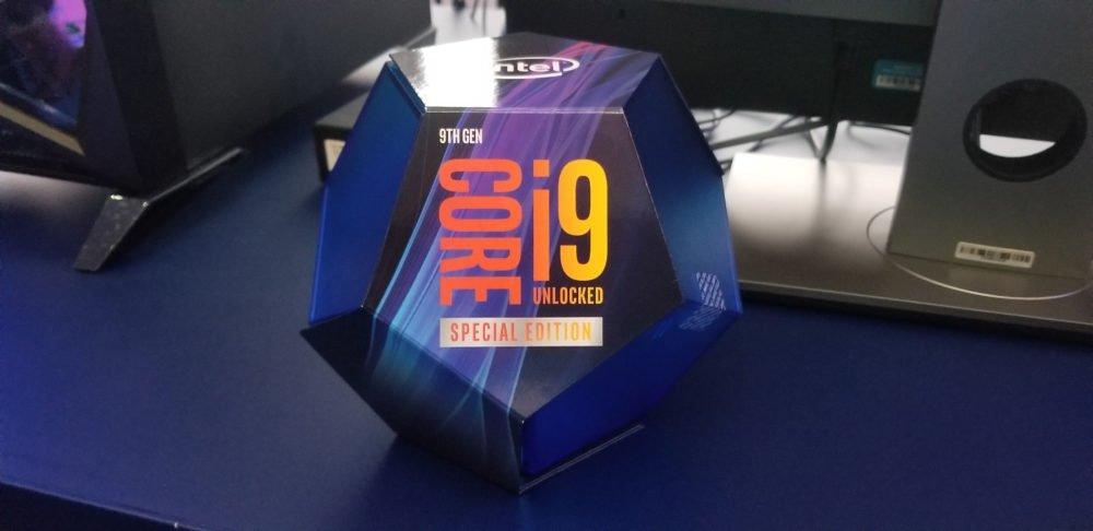 Intel i9-9900ks