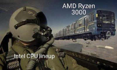 Intel VS AMD Computex 2019