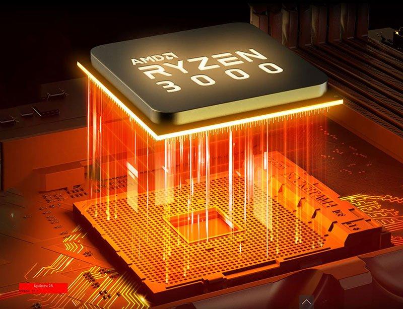 Ryzen 3000 lancement