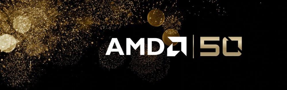 AMD 50th