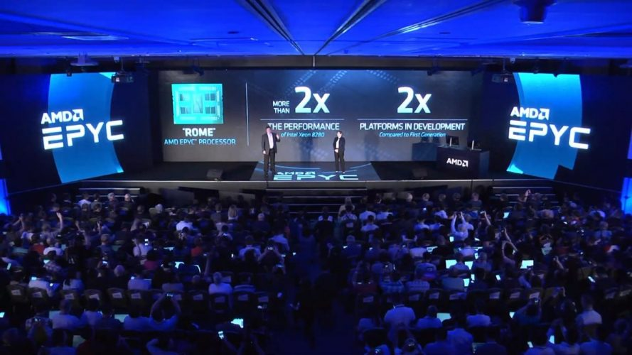 AMD Computex 2019 Epyc