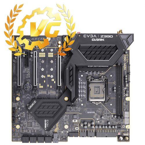 Gold award pour la carte mère EVGA Z390 DARK