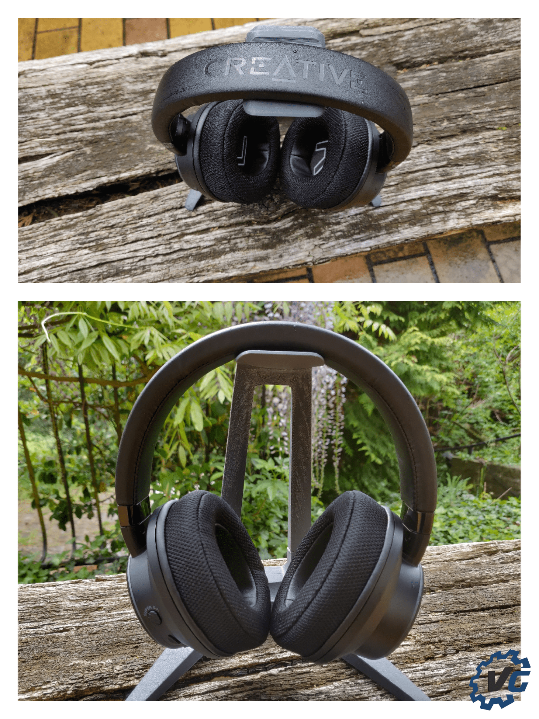 Casque Creative SXFI AIR