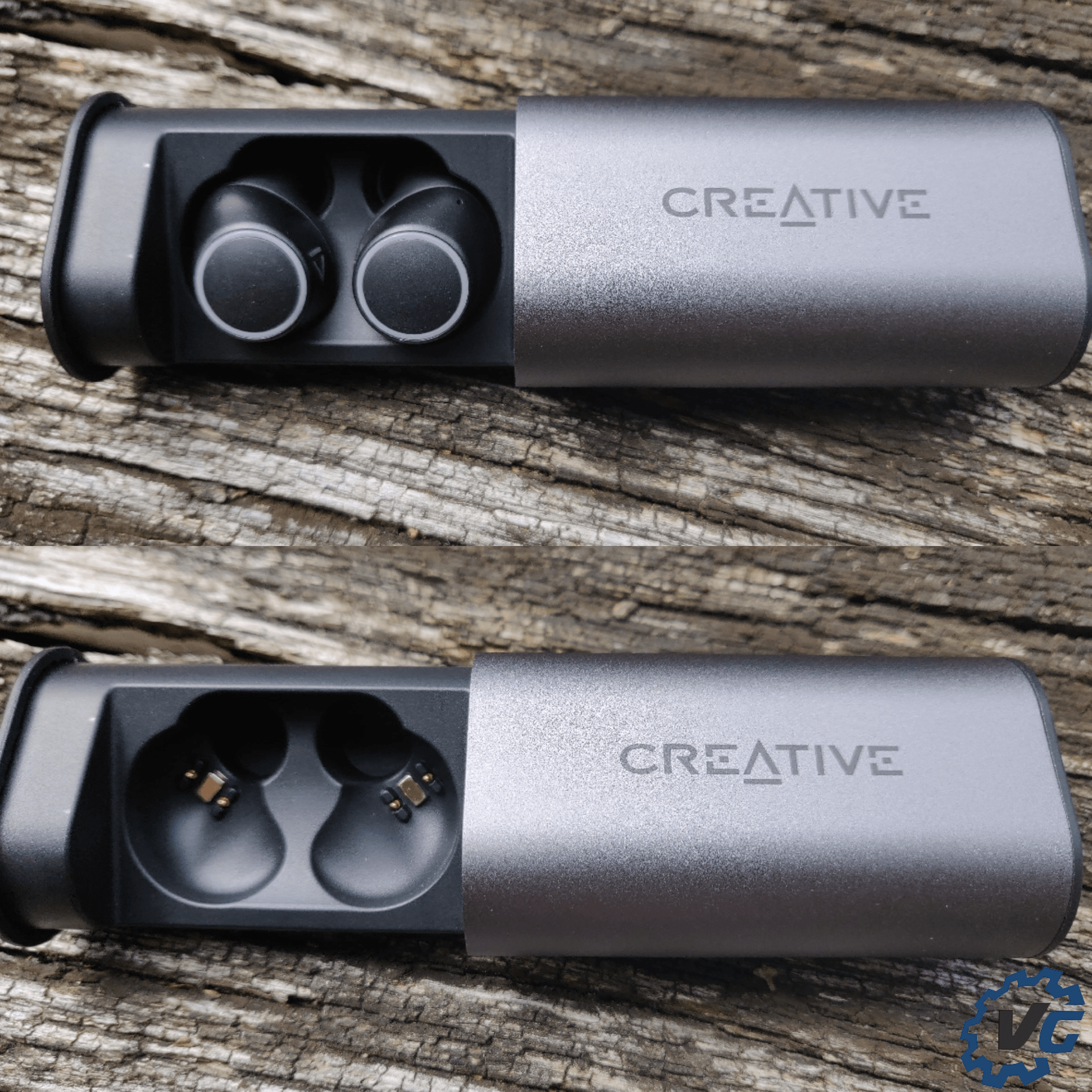 Creative écouteurs wireless Outlier Air