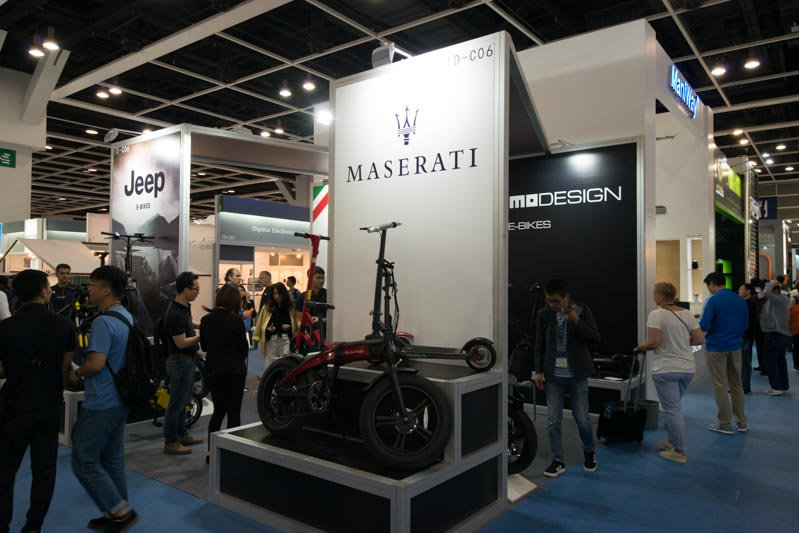 Canton Fair Maserati