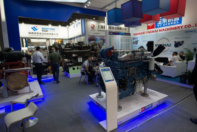 Canton Fair diesel