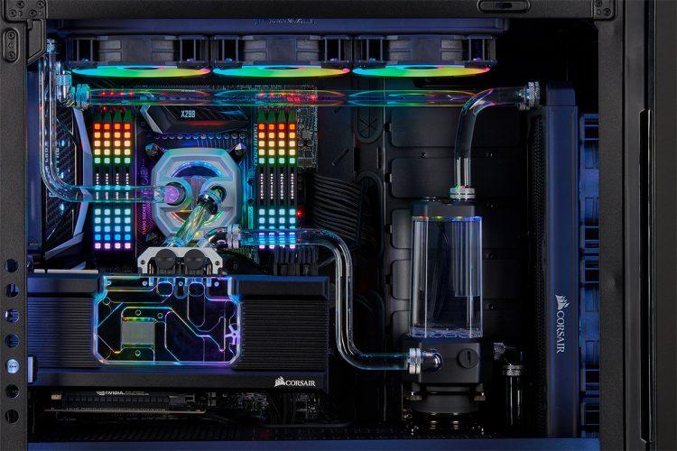 La gamme Hydro X de Corsair pour un refroidissement liquide custom