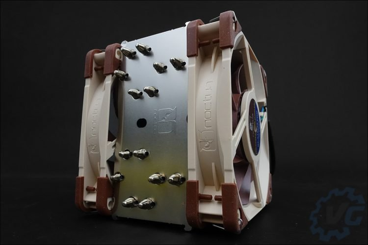 Le Noctua NH-U12A de 120 mm