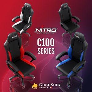 C100 Series par Nitro Concept