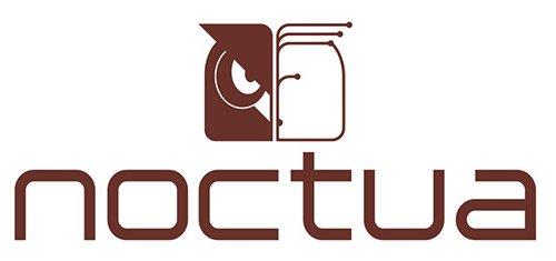 Logo de la marque Noctua