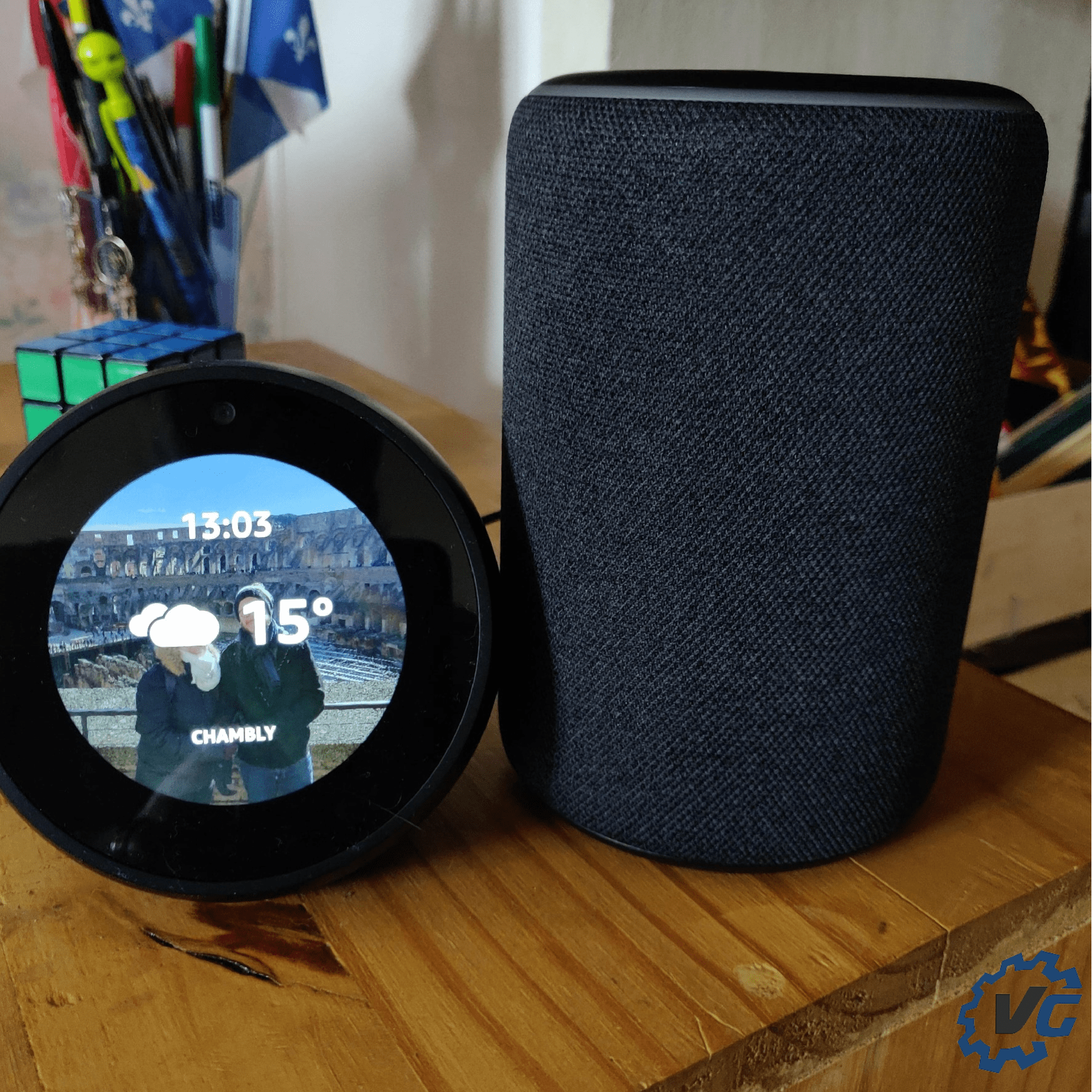 Echo Plus vs Amazon Echo Spot