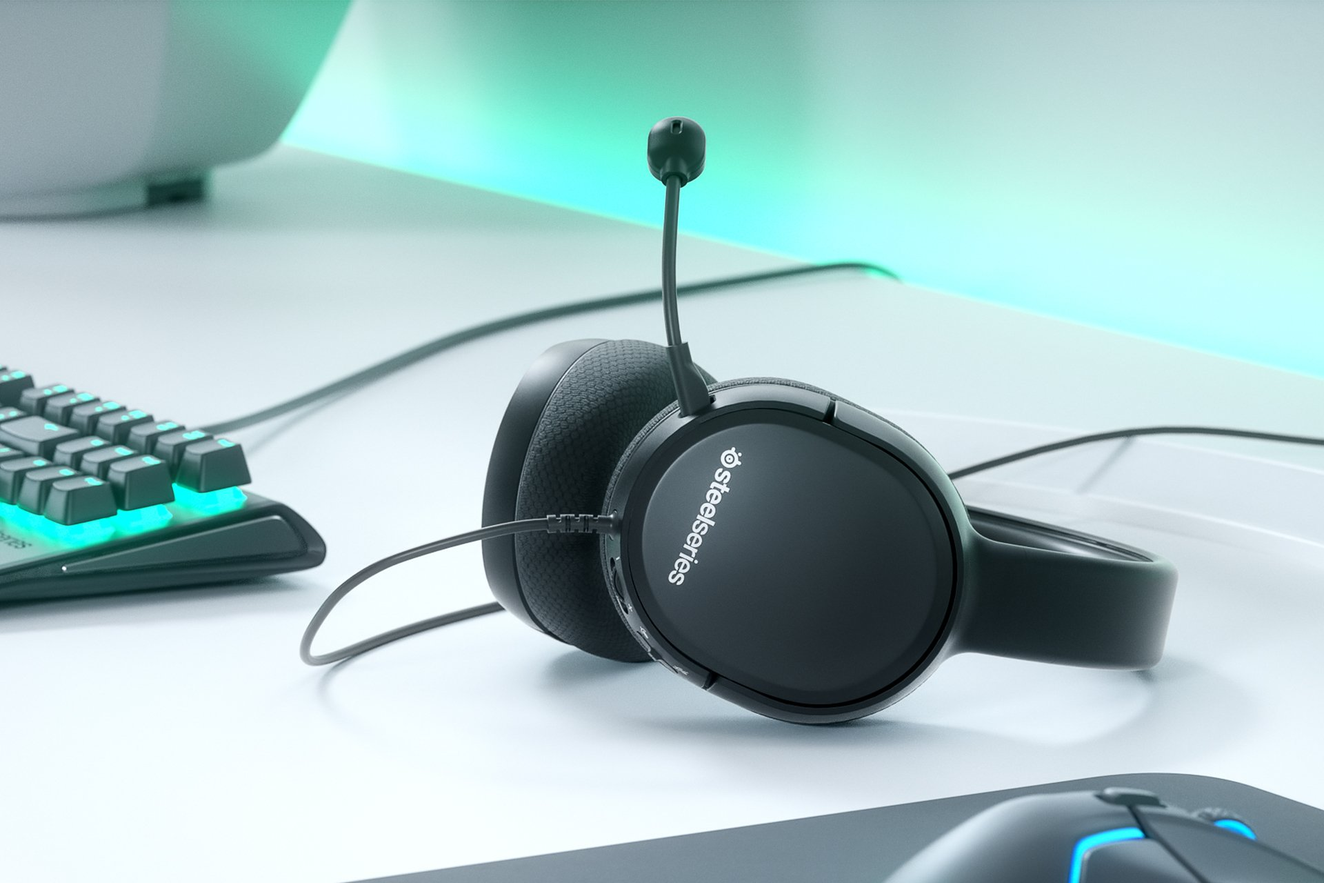 Arctis casque steelseries