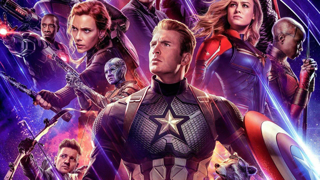 Avengers - Endgame : affiche officielle