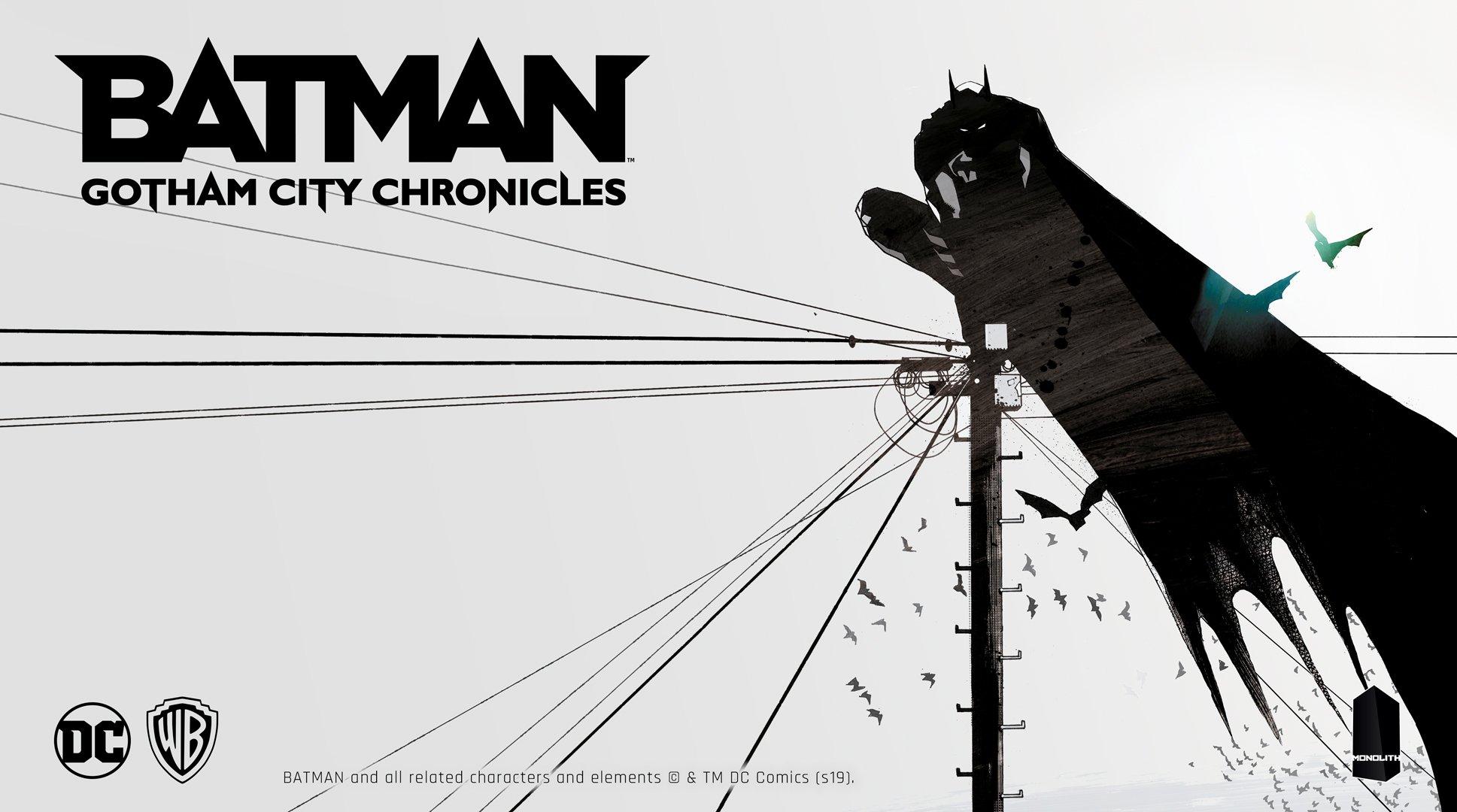 Batman Monolith bannière