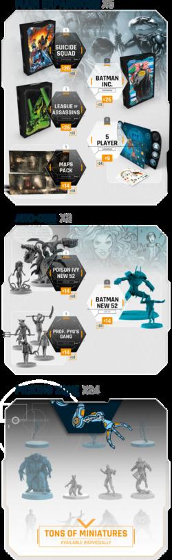 Batman Monolith