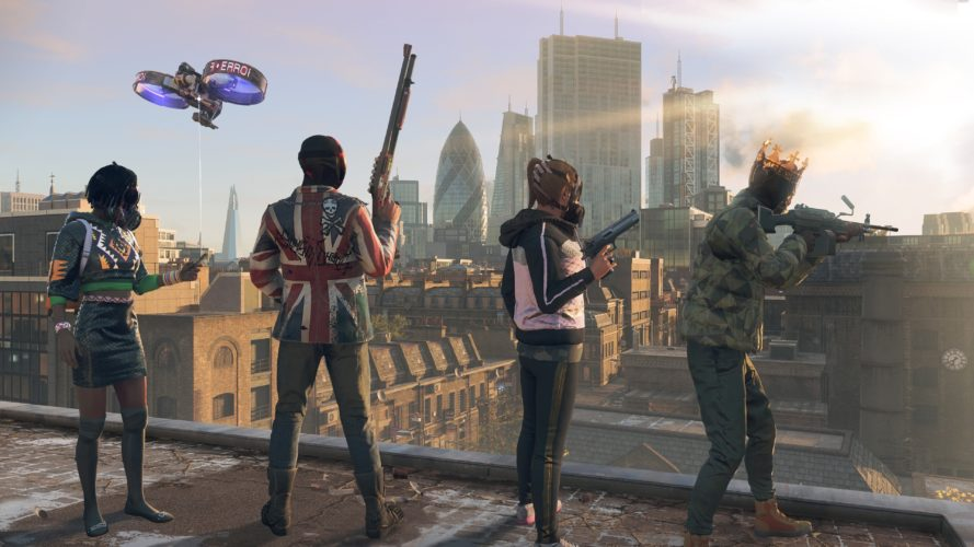 Watch Dogs Legion Londres