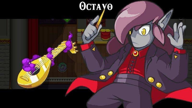 Octavo de Cadence of Hyrule
