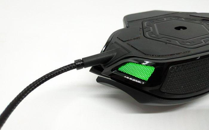 Corsair Nightsword RGB cable