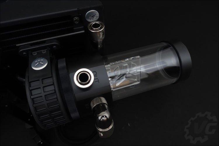 Kit de refroidissement liquide EK Performance 360