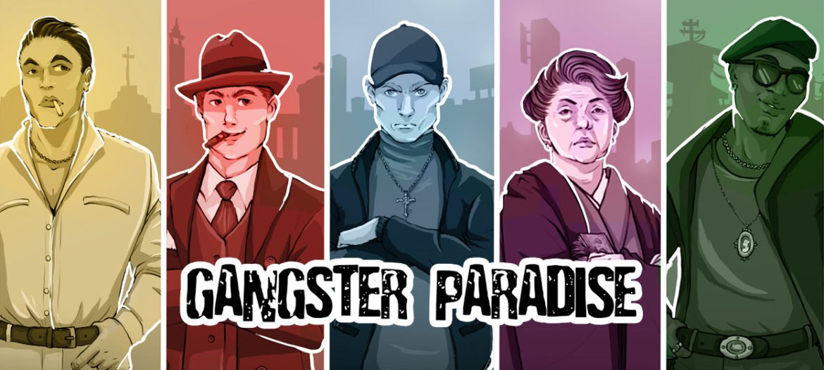 Gangster Paradise Lud'Act