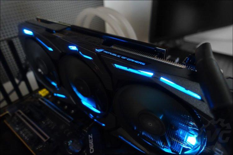 Asus Strix GTX 1660 Ti OC Gaming