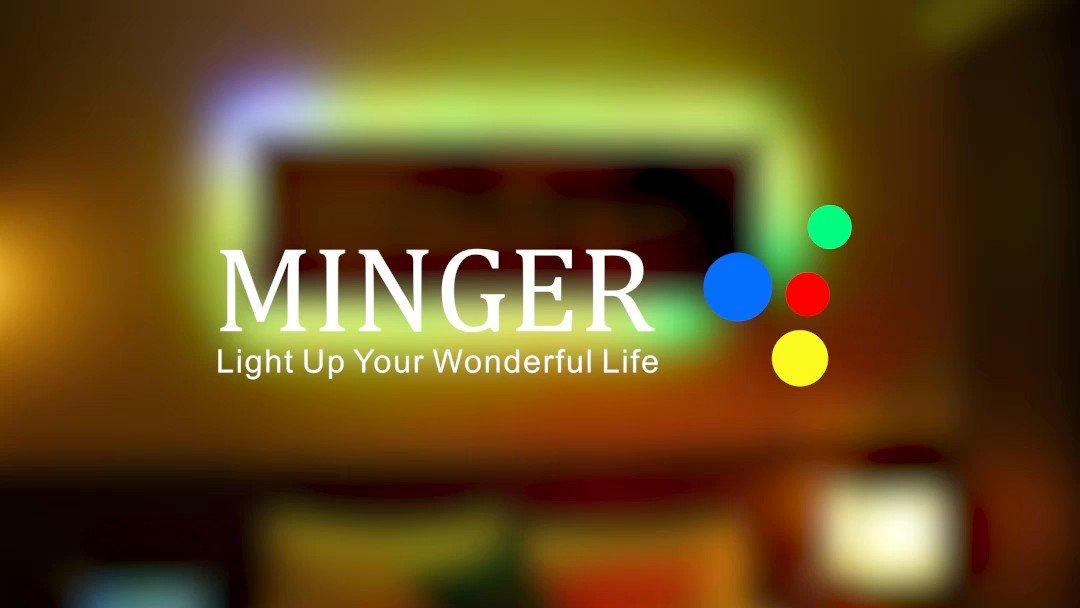 Minger société éclairage LED