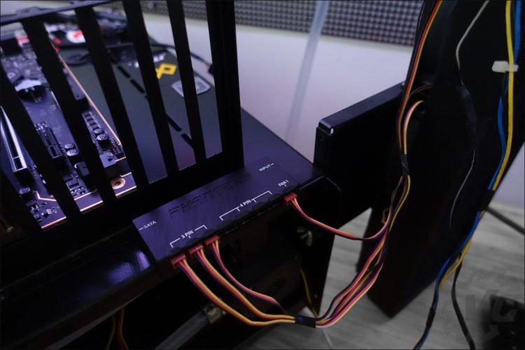 Le Phanteks Universal Fan Controller