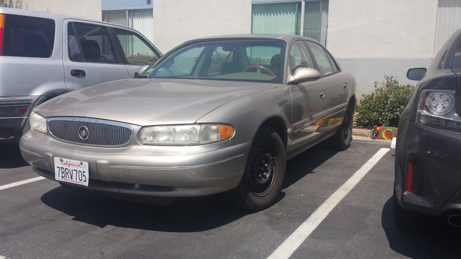 Road Trip in USA buick century 2001