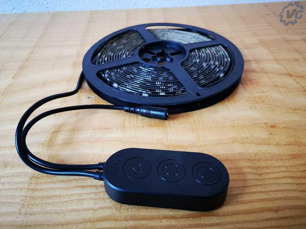 Ruban Miniger DreamColor avec son Contrôleur