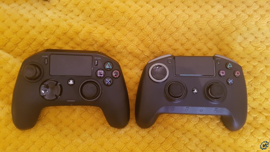 Nacon Revolution et Razer Raiju Ultimate