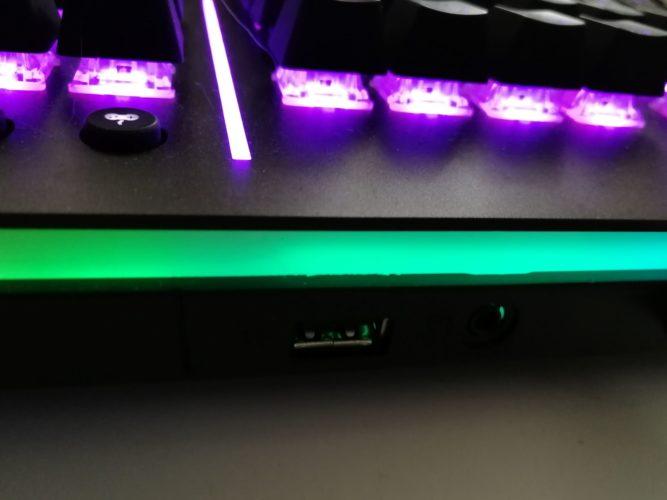 Thermaltake level 20 RGB ports externes