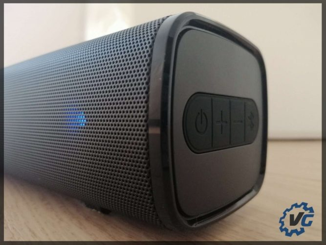 Creative Stage Air - bluetooth ON