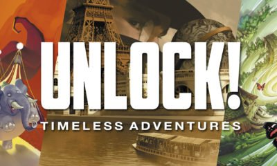 Unlock! Timeless Adventures