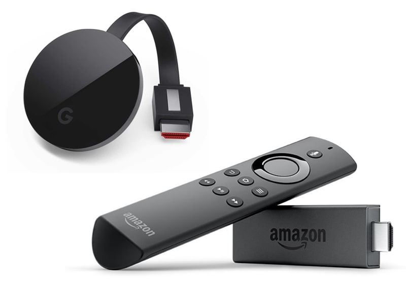 Fire Stick v. Chromecast