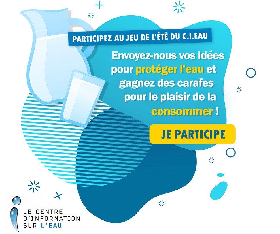 centre information eau