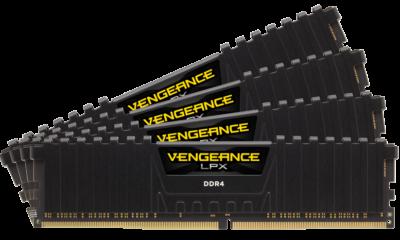 Kit Corsair LPX Vengeance en 32 Go