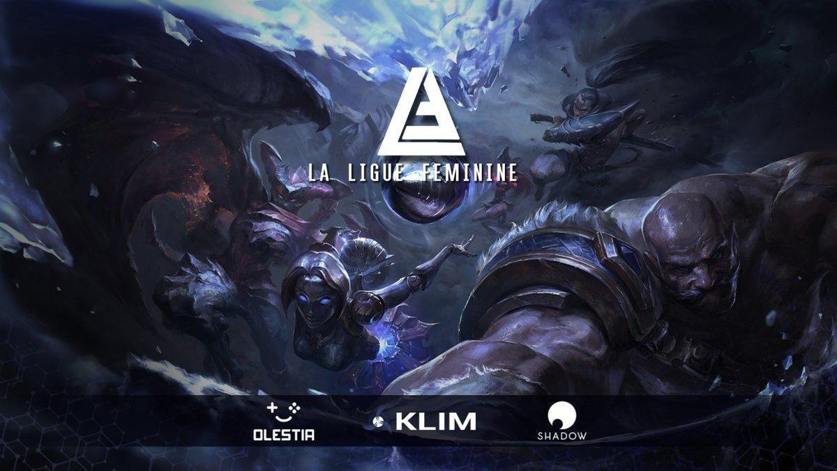 ligue féminine league of legends image présentation jeux vidéo vonguru
