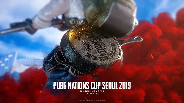 poele nations cup pubg esport