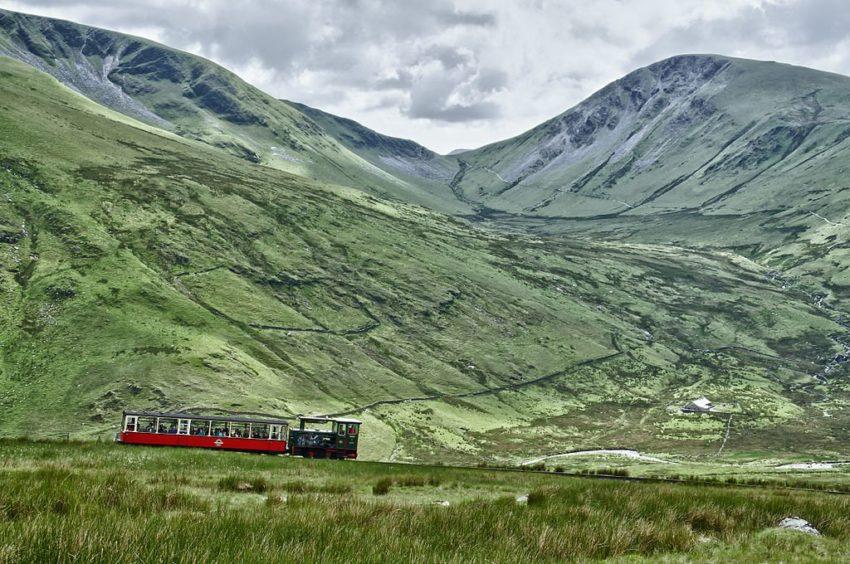 Snowdonia paysage