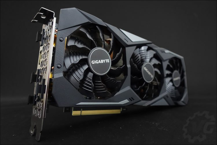 La Gigabyte RTX 2070 SUPER Gaming OC 8G