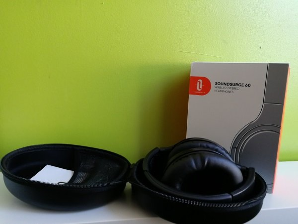 taotronics soundsurge 60 unbox
